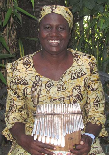 Patience Munjeri mbira marimba classes lessons teacher Zimbabwe music culture Eugene