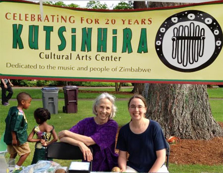 kutsinhira cultural arts center music Zimbabwe culture Eugene Oregon classes lessons marimba mbira