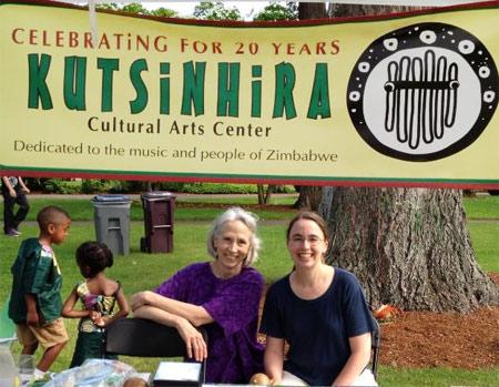 kutsinhira cultural arts center music Zimbabwe culture Eugene Oregon classes lessons marimba mbira