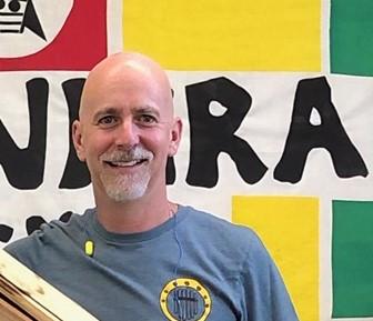 Gary Spalter teacher mbira marimba music lessons zimbabwe Eugene