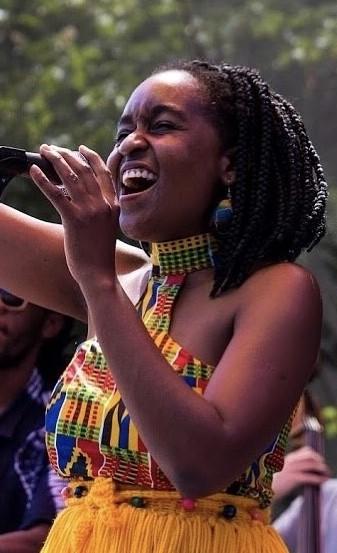 Ratie Dangarembwa singing zimbabwe africa music songs mbira lessons marimba